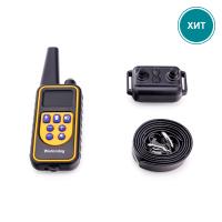 Электронный ошейник  для дрессировки собак L-880-1 (макс. 65 см) (для 1 собаки)